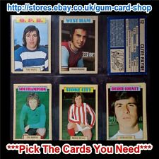 A&BC 1973 BLUE BACK 1ST SERIES (GOOD 1 TO 63) *PICK THE CARDS YOU NEED*