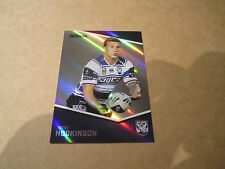 2014 NRL TRADERS CANTERBURY BULLDOGS PARALLEL CARD TRENT HODKINSON P14