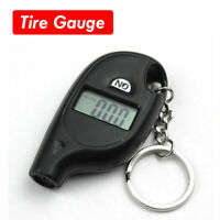 LCD Digital Tire Tyre Air Pressure Gauge Tester Tool Motorcycle Auto Tool C Y3L7