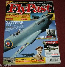 Flypast 2011 July P-40,Bell P-39 Airacobra,Shackleton,Spitfire,Venom