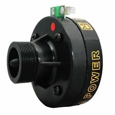 Mr DJ HD-500 500 watts Tweeter Horn Driver, Replacement  Speaker, 1.35 1-3/8""