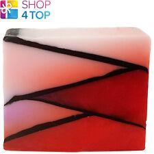 THE CLIMB SOAP BOMB COSMETICS ROSE BLACK PEPPER RHUBARB HANDMADE NATURAL NEW