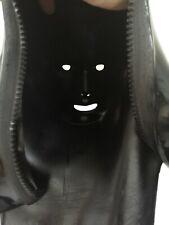Latexmaske, Reißverschluß, Latex-Maske, rubber hood, mask zip NAM,0,7