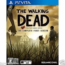 The Walking Dead  PS Vita SONY JAPANESE NEW JAPANZON