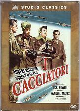 dvd I CACCIATORI Robert MITCHUM Robert WAGNER