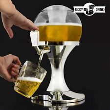 Erogatore di birra BAR RISTORANTE FESTE bevande ghiacciate RUBINETTO DI RAFFREDDAMENTO CHILL fresco 3.5 L
