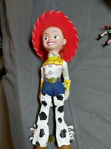 "Toy Story 2 Jessie Doll 18"" Used"