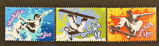 Australian Decimal Stamps: 2006 Extreme Sports - Set 3 MNH