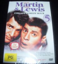 Dean Martin & Jerry Lewis Colgate Comedy Hour Vol 5 (Aus PAL All Region) DVD NEW