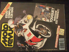 "** Moto Revue n°2788 Yamaha FZR 1000 "" genesis "" / Scooters des neige Yamaha"