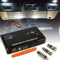 BMW X3 E83 Pack Luxe 13 SMD Premium Ampoules LED Blanc éclairage intérieur