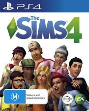 The Sims 4 (PlayStation 4, 2017)