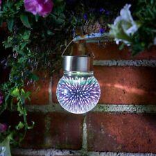 3D Cosmos Solar Globe Garden Light