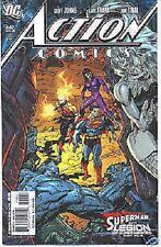1:10 variant ACTION COMICS #862 SUPERMAN LOSH superboy DC COMIC 1st print