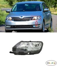 SKODA RAPID 2012 - 2018 BRAND NEW FRONT HEADLAMP LEFT N/S PASSENGER LHD