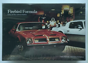 1975 Pontiac Firebird Formula GM Promo Kit 1/25