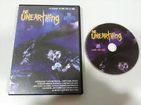 THE UNEARTHING DVD TERROR BARRY POLTERMANN ESPAÑOL ENGLISH