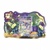 2001 Kelloggs Disney Pixar Buzz Lightyear Buzz Blasts Cereal Store Shelf Display