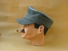WWII German WH Elite Officer's M43 Field Cap Repro