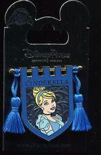 Princess Tapestry Cinderella Banner Tassel Disney Pin