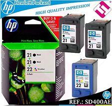 Multipack tinta HP C9351ae negro 2und