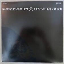 """The Velvet Underground """"White Light/White Heat"""" White Vinyl MGM Records V6-5046"""