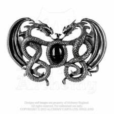 Alchemy Gothic Gramilion Belt Buckle Riem Gesp Fantasy - NEW