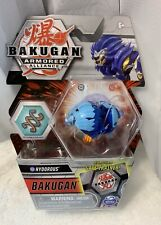 Bakugan Armored Alliance Hydorous Gate-Trainer BakuCores & Character Card.  New