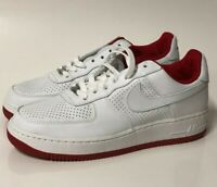 Details about Nike Air Force 1 Low 07 LV8 2 UC White Wolf Grey GS PS TD Men 4C 13 BQ4421 100