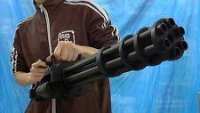 Vulcan M134 prop minigun heavy machinegun costume lifesize toy gatling gun usmc
