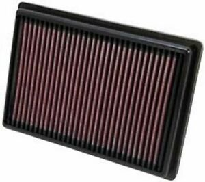 K&N Drop In Replacement Panel Air Filter Fits 2012-15 Chevrolet Sonic 1.4L 1.8L