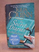 The Secret Diaries of Miss Miranda Cheever by Julia Quinn (Paperback) B0193