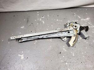 06-14 FX35 FX37 FX50 M35 M35H M37 M45 REAR LEFT DOOR WINDOW REGULATOR POWER B3