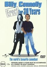 Billy Connolly - Erect For 30 Years (DVD, 2002)