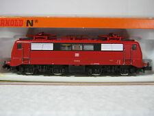 Arnold N 2328 Elektro Lok mit Latz Btr.Nr.111 011-3 DB Rot (RG/45S5-024)D1