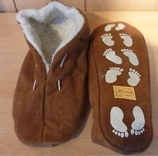 Lammfell Hausschuhe - CHRISTEL Damen Herren Schuhe Klettverschluss. CHF  39,33. 6 verkauft · Echtleder Hausschuhe Mokassins Pantoffeln Antirutsch in  braun ... acfe38d314