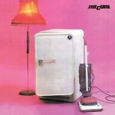 THE CURE - THREE IMAGINARY BOYS (DELUXE EDITION) 2 CD  33 TRACKS ROCK/POP  NEU