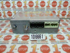2008 08 CHEVROLET TRAILBLAZER COMMUNICATION ONSTAR MODULE 25888496 OEM