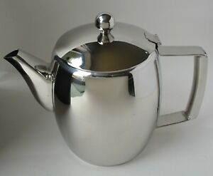 JUDGE 2LTR/70OZ STOVE/HOB TOP STAINLESS STEEL TEAPOT