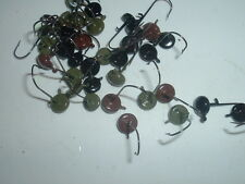 Yank Tackle Ned Rig Midwest Finesse Lot Of 12  1/16, 3/32, 1/8 oz. #4 & #2 Hooks