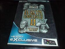 Europa Universalis II  pc game