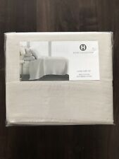 Hotel Collection Yarn Dye 525 Thread Count QUEEN Sheet Set - Sand