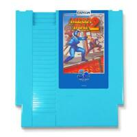 Mega Man 2 30th Anniversary Classic NES Playable Cartridge 8500 Made SEALED *NIB
