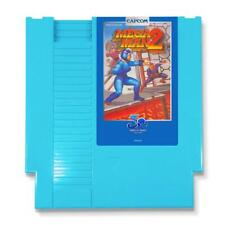 Mega Man 2 30th Anniversary Classic NES Playable Cartridge 8500 Made SEALED *NIB