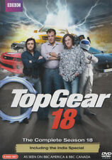 Top Gear - The Complete Season 18 New DVD