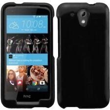 Fundas y carcasas color principal negro de silicona/goma para teléfonos móviles y PDAs HTC