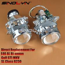 AL Headlight Bi-xenon Projector Lens D2S for 3 serie BMW M3 E46 X5 E70 W245 S40