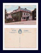 UK ESSEX DEDHAM GRAMMAR SCHOOL PUBLISHED BY ETW DENNIS CIRCA 1910
