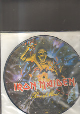 IRON MAIDEN - piece of mind LP picture disc