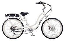 Elektrofahrräder in Weiß